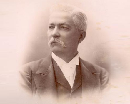 Portrait of Henry Morton Stanley (1896)