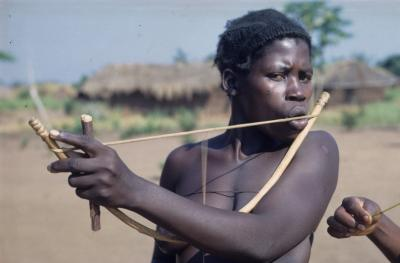 Lusuba mouth harp in Luba society