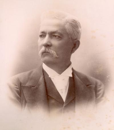 Portrait of Henry Morton Stanley (1896)