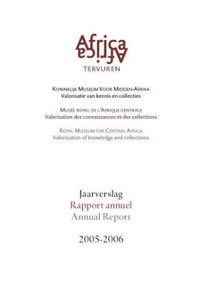 Annual report 2005-2006 (pdf 8 Mb)