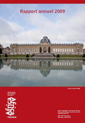 Annual report 2009 (pdf 9 Mb, in French)