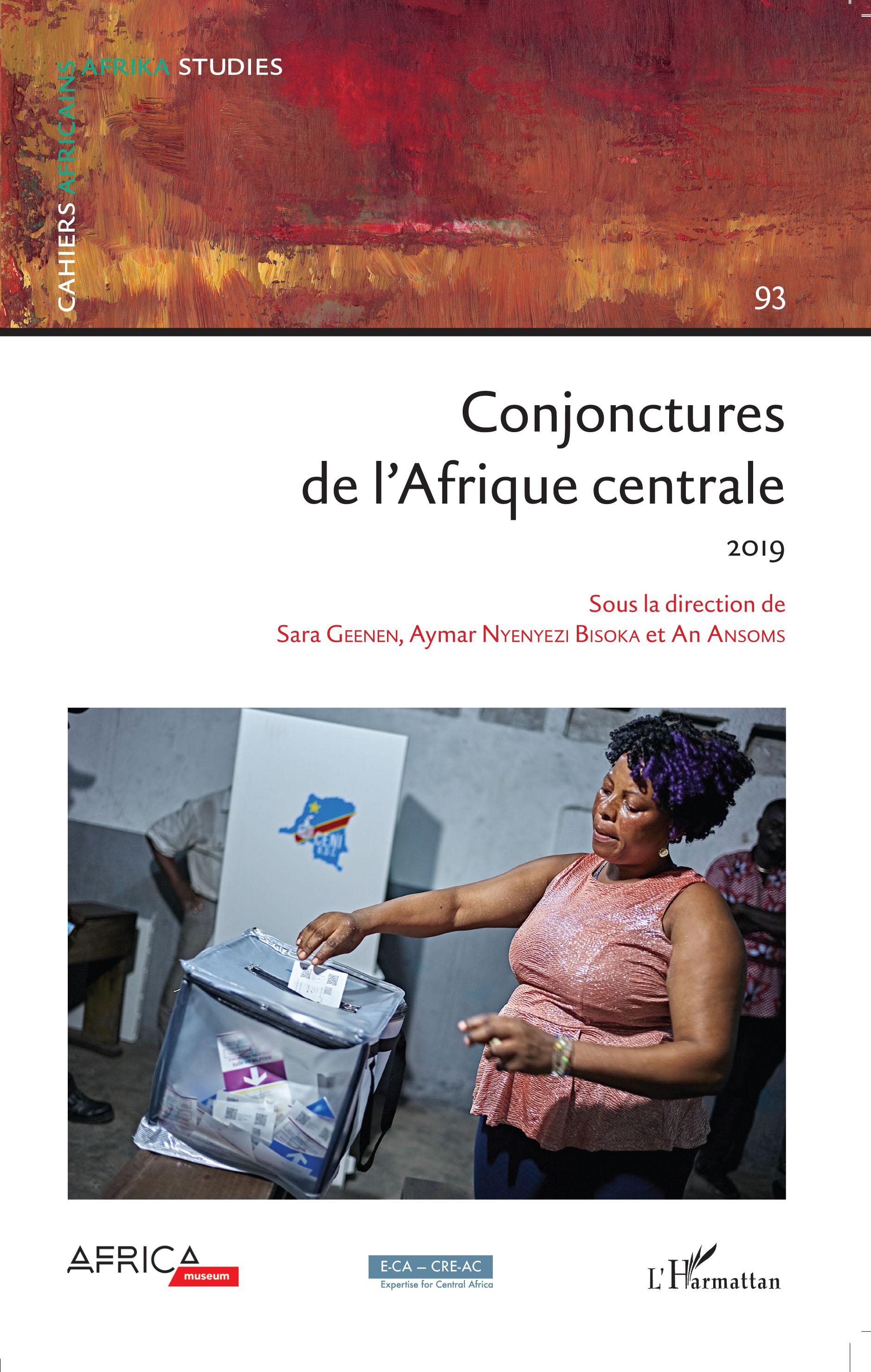 Carte De Lafrique Centrale Pdf.Publications Royal Museum For Central Africa Tervuren