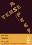 Tense and Aspect in Niger-Congo (pdf, 7,5 MB, en anglais)
