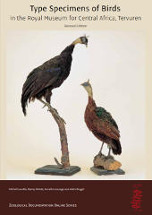 Type specimens of birds (pdf, 2,8 Mb)