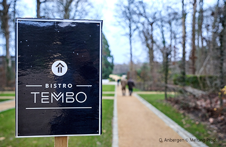 Way to Bistro Tembo