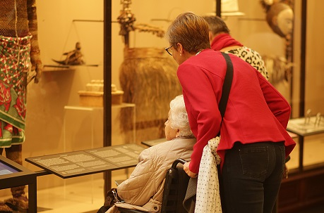 Accessibility for all in the museum